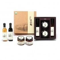 고스락 유기농 전통장류 선물세트