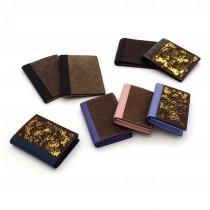 채화 옻칠한지 카드, 명함 지갑